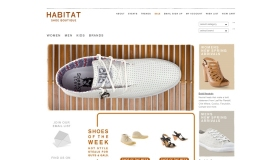 Habitat Shoes