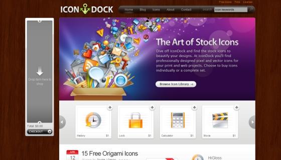 IconDock