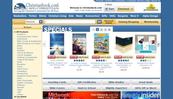 ChristianBook.com - CartFrenzy Christianbook.com