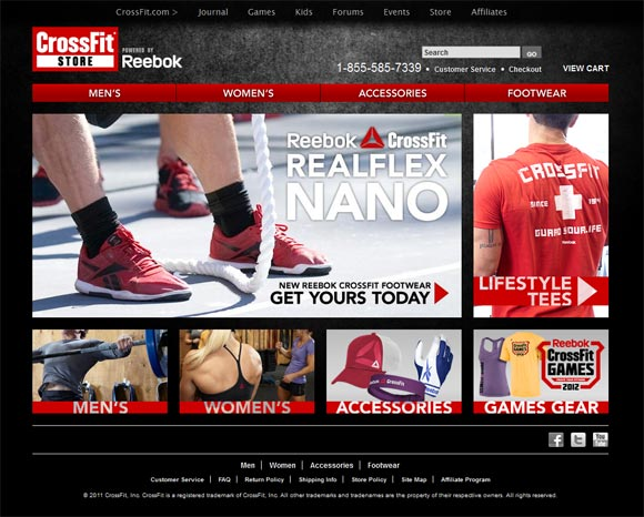 CrossFit HQ Store