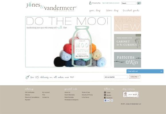 Jones and Vandermeer