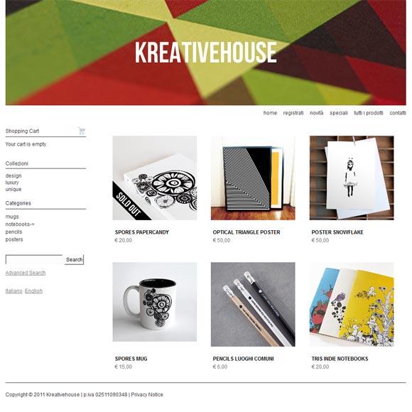 Kreativehouse