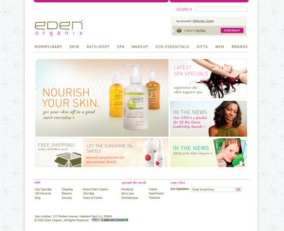 Eden Organix