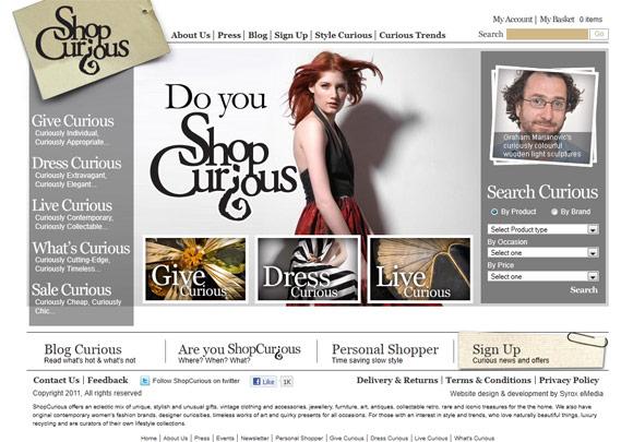 Shop Curious