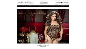 All Plus Size Lingerie