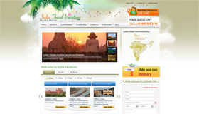 India Travel Vacations