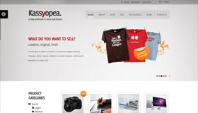 Kassyopea | E-commerce Theme