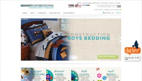 HuggyKidsBedding